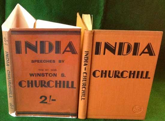India - 10 Speeches by Winston Churchill