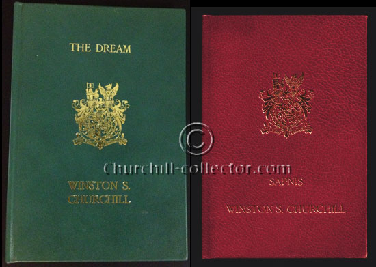 The Dream, by Winston Churchill in Latvian