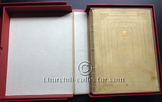 The Legion Book, 1929 - preserved in the original red buckram clamshell box