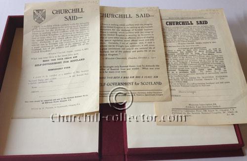3 versions of the Churchill speech: Churchill Said.