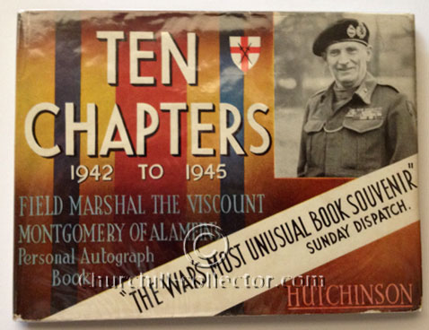 Ten Chapters : The War's Most Unusual Book Souvenir