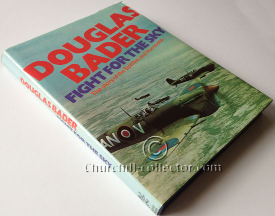 Douglas Bader's book: Fight For The Sky