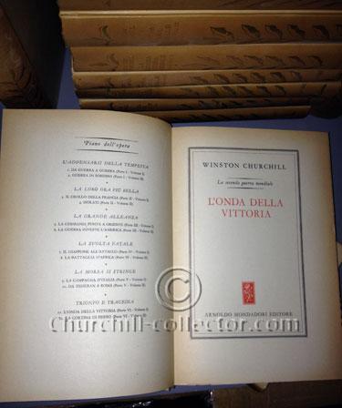 La Seconda Guerra Mondiale (12 Volumes) by Winston Churchill