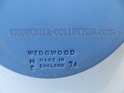 Churchill Wedgwood Cameo. Limited Edition. #868 of 1000