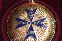 Museum Quality Pocket Watch 14kt- WW1 – von Richthofen, the Red Baron