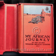 MY AFRICAN JOURNEY by WINSTON CHURCHILL – 1st Edition