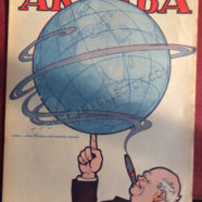 Akbaba Magazines (Turkish Periodical): Winston Churchill