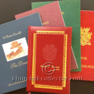 THE DREAM, WINSTON CHURCHILL: 5 VERSIONS including 1st EDITION