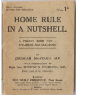 Home Rule in a Nutshell – Introduction by Winston Churchill