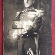 1st Earl Jellicoe: Signed Photograph & Postcard