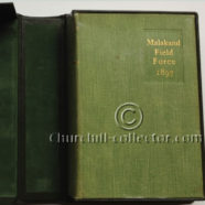Malakand Field Force, First Edition – Churchill's First Book – 1st Ed.