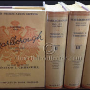 MARLBOROUGH: HIS LIFE AND TIMES by WINSTON CHURCHILL 1939