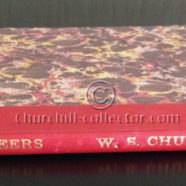Mr. CHURCHILL ON THE PEERS – Winston Churchill Speech Pamphlet Nov 14th, 1910