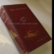 THE RIVER WAR by WINSTON CHURCHILL – First Single Volume Edn, 1902