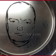 SILVER PLATE – CHURCHILL SILVERWARE, 1974, by Annigoni, Churchill Centenary