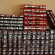 EASTON PRESS BOOKS – All 47 Vols. by or about Winston Churchill