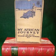 MY AFRICAN JOURNEY – First Edition by Winston Churchill