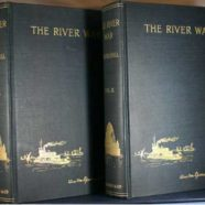 The River War – First Edition, First Printing: Books by Winston Churchill